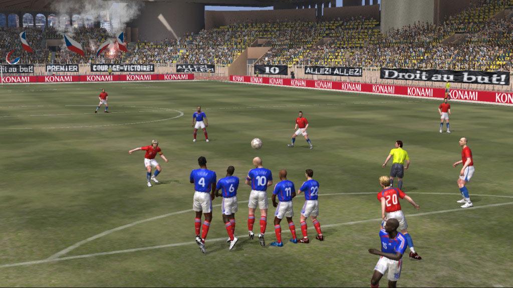 Pro Evolution Soccer 6 - Interview on Xbox Gazette