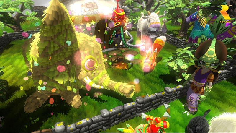 Viva Pinata - interview on Xbox Gazette