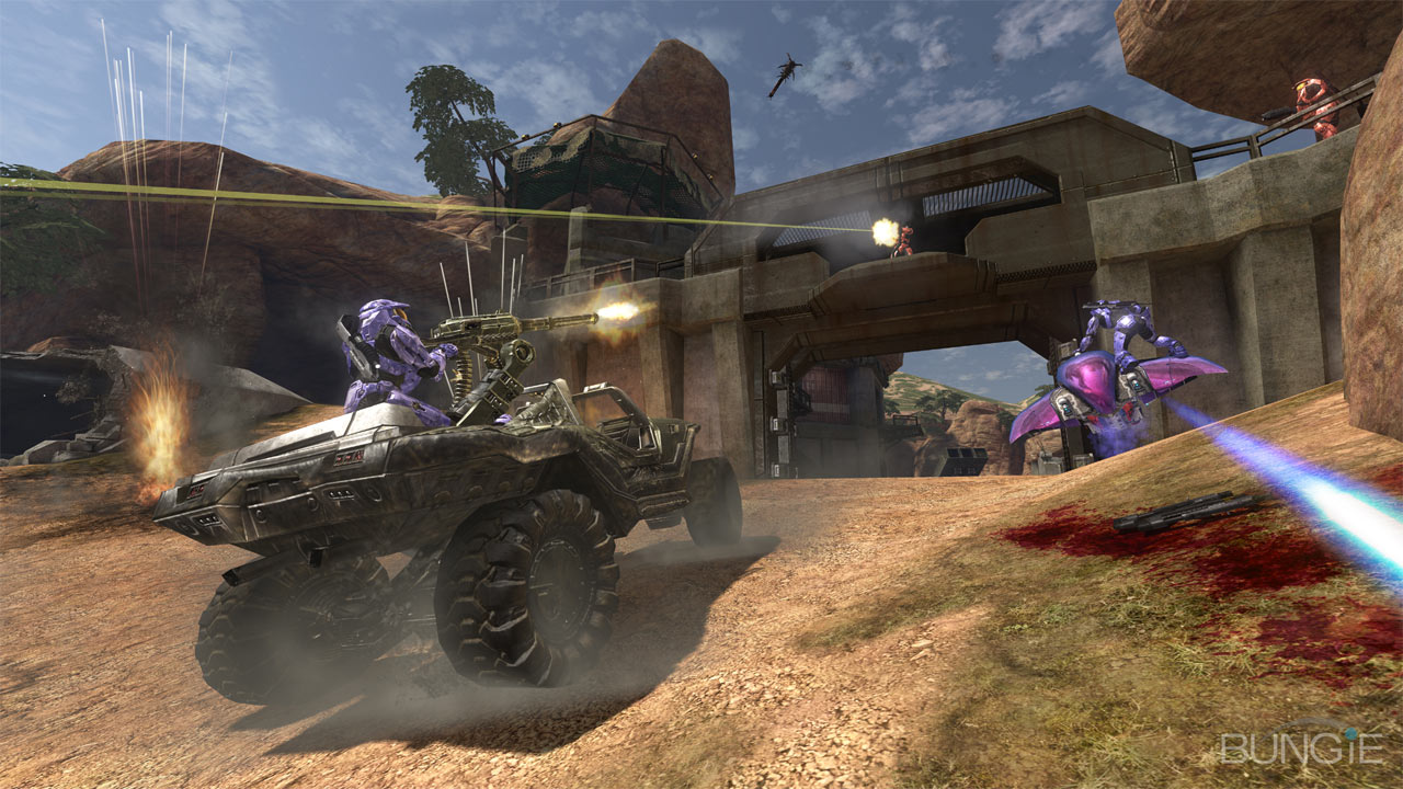 Halo 3 : Interview with Frank O'Connor on Xbox Gazette